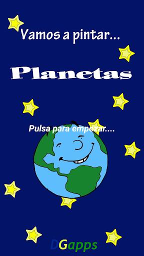 Pintar Planetas