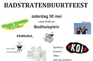 Badstratenbuurtfeest