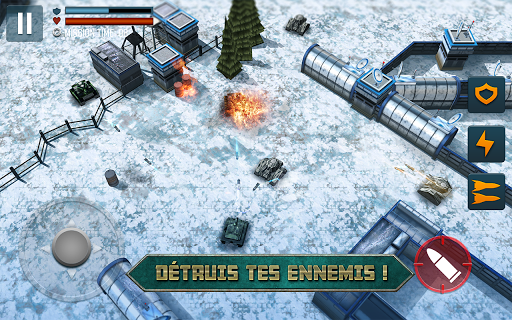 Tank Battle Heroes: Modern World of Shooting, WW2  captures d'écran 6