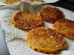 Russ's Corn Fritters Recipe