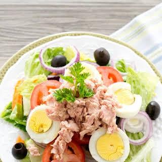 Paleo Tuna Salad.