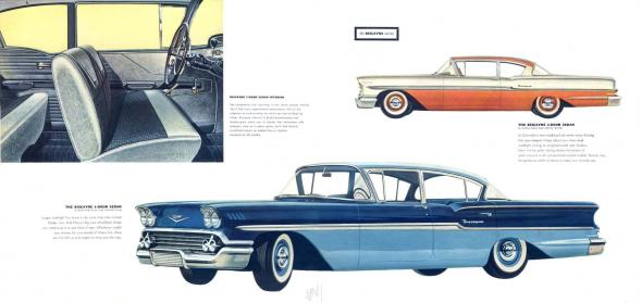 Chevrolet 1958.