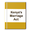 Kenya's The Marriage Act 2014 icon