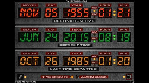 玩工具App|Time Machine Alarm Clock免費|APP試玩