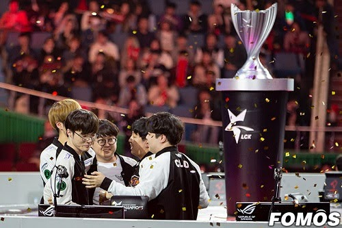 SK Telecom won the LCK 2019 Spring season final and achieved V7
