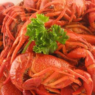 Boiled Seasoning Crawfish.