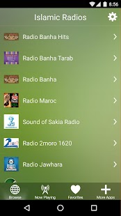 Islamic radios- screenshot thumbnail