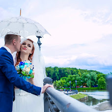 Wedding photographer Dmitriy Nazarov (kopernik). Photo of 25.07.2017