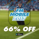 『Football Manager Mobile 2017』 icon