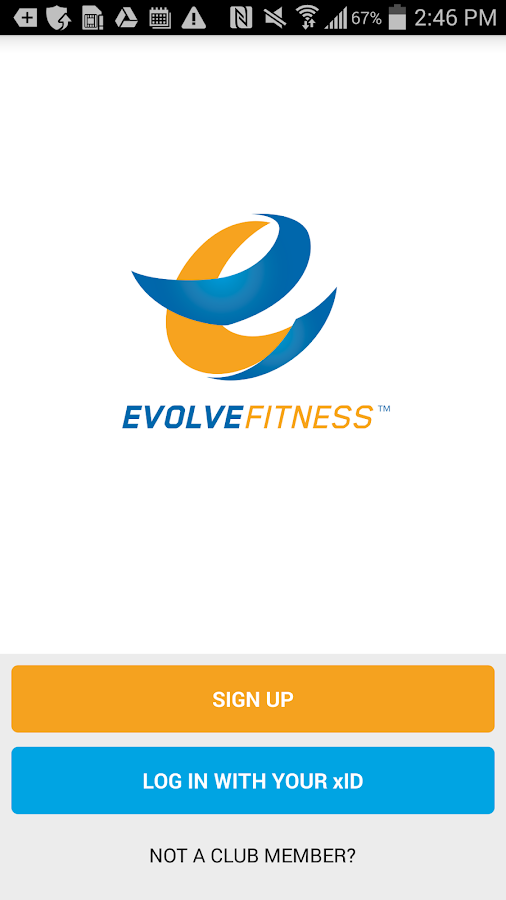 Evolve Fit- screenshot