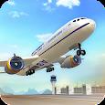 Flight Adventure : City Airplane Games