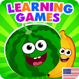 FunnyFood Kindergarten learning games for toddlers apk