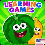 FunnyFood Kindergarten learning games for toddlers 2.0.1.2
