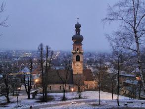 Photo: Blick auf Bruneck, vom Schloß MMM-Museum