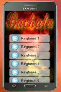 Bachata Ringtones - náhled