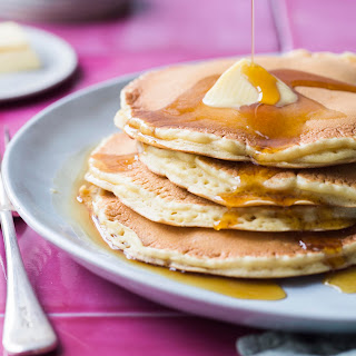 Perfectly Pretty Hotcakes.