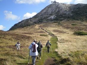 Photo: ascencion du puy de Dôme par le versant nord