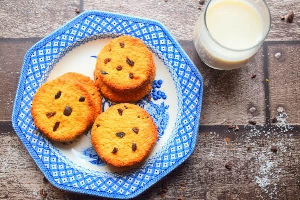 Chocolate Chip Coconut Cookies Recipe