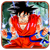 Hero Goku Jungle Survivor