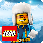 LEGO® City game – new Arctic Explorers!