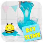 Step By Step DIY Slime Icon