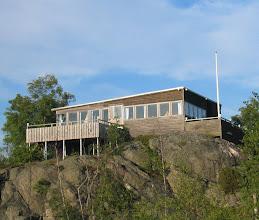 Photo: Havspaviljongen Kökar -naköalaravintola Kökarin pohjoisosassa (Helsö)