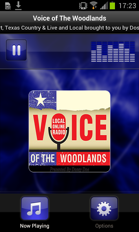 Voice of The Woodlands- screenshot