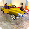 Woman Taxi Racing 2018: Real OffRoad Driving 3D