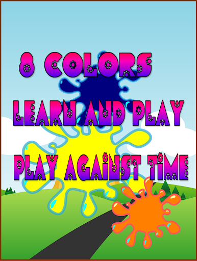 Color Match Games For Kids