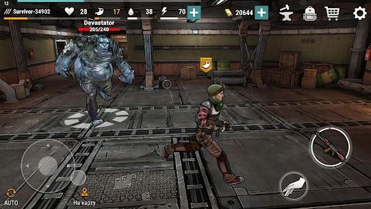 Dark Days Zombie Survival Apk Mod Dinheiro Infinito 7