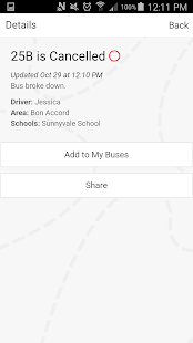 My School Bus- screenshot thumbnail