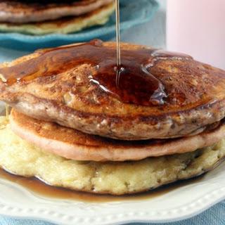 Neapolitan Breakfast Pancakes