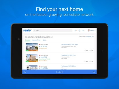 Realo - Find your new home- screenshot thumbnail