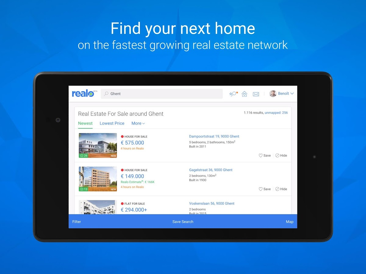 Realo - Find your new home- screenshot