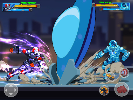Robot Super: Hero Champions 1.0.8 screenshots 15