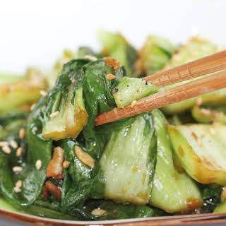 Chinese Cabbage Bok Choy Recipes.