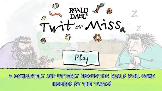 Roald Dahl's Twit or Miss- screenshot thumbnail