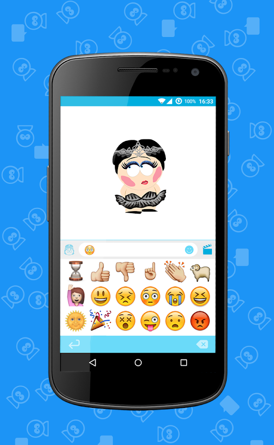 Too.me Interactive Stickers- screenshot