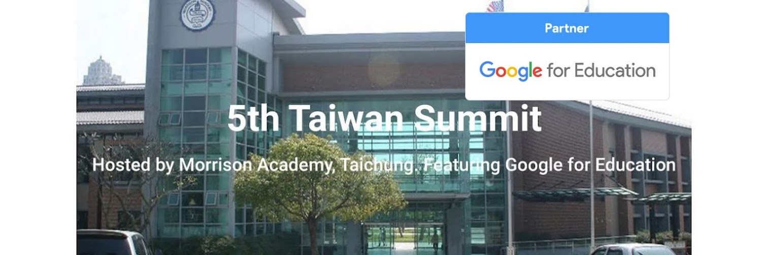 AppsEvents Taiwan Summit featuring Google for Education - Dec 2018