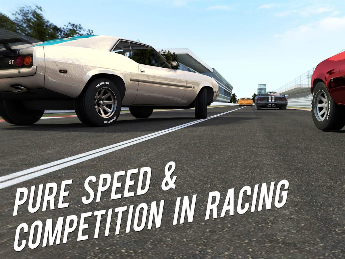 Real Race: Speed Cars & Fast Racing 3D- screenshot