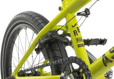 "Radio 2019 Astron 20"" FS Complete BMX Bike 20.6"" TT Metallic Yellow alternate image 4"