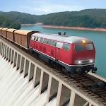Oil Train Driving Games: Train Sim Games 1.8