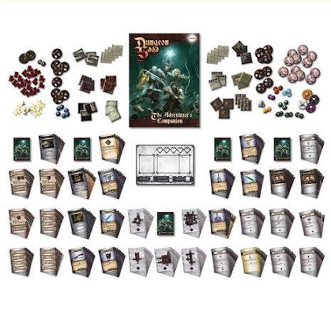 Dungeon Saga: The Adventurer´s Companion