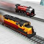 Kids Train Racing