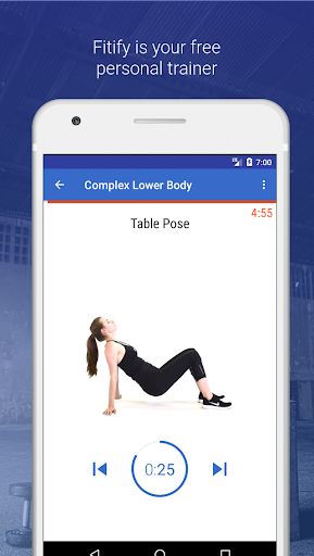 Legs & Butt Workout screenshot 1