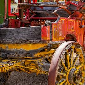 Wagon by Dave Lipchen - Transportation Other ( wagon )
