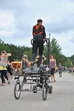 Photo: The Walking Machine