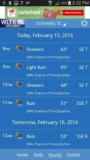 免費下載天氣APP|WLTX Weather app開箱文|APP開箱王