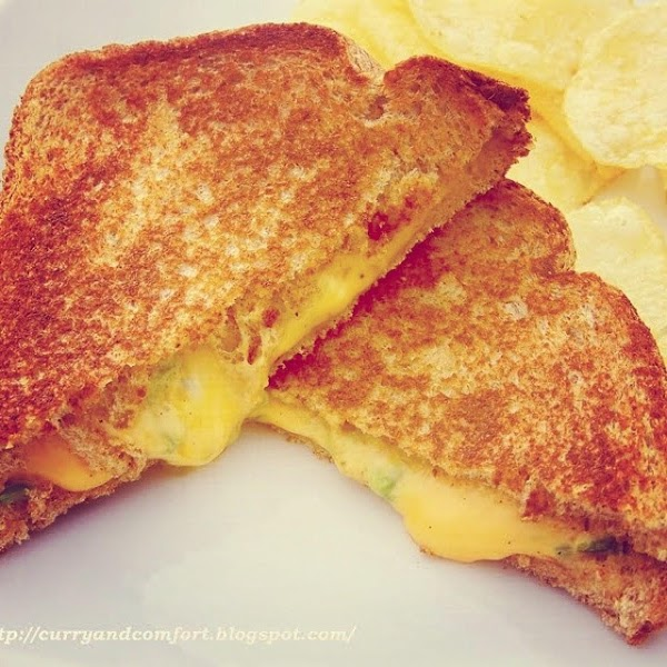 Spicy Grilled Cheese Bread Recipe