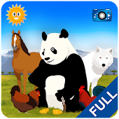 Find Them All: Wildlife and Farm Animals (Full)